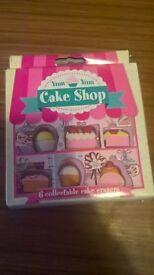 cake shop erasers