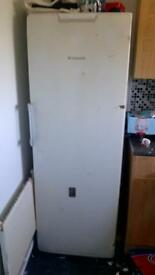 hotpoint 6ft tall fridge