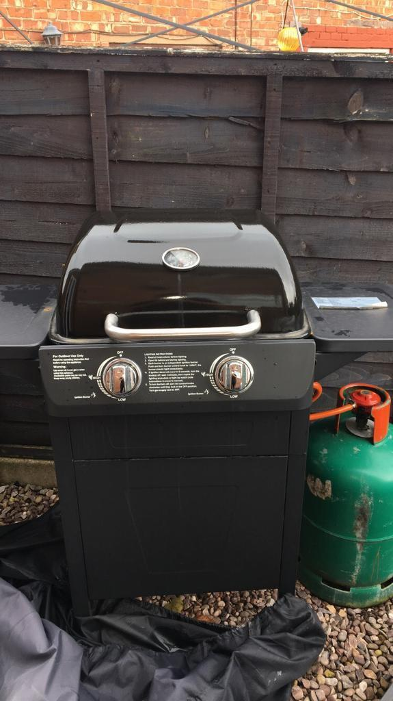 New 2 burner BBQ Never used