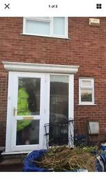 PVC porch