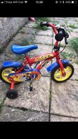 Fireman sam bike