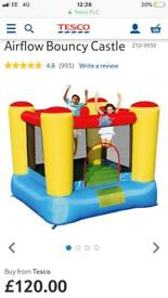 Child's bouncy castle