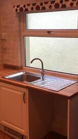 Sink plus mixer tap