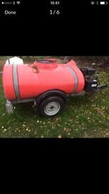 Yanmar diesel power washer