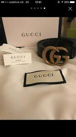 Gucci men's belt waist 32 (95)
