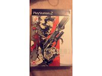PlayStation 2 Metal Gear Solid 2: Sons of Liberty