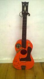 Beatles New Beat Collectable Guitar