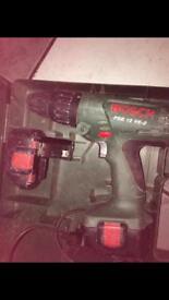 Bosch psv 12 cordless drill