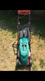 Bosch lawnmower