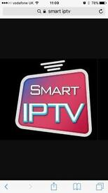 Full HD tv channels all sports and movies for android boxes and fire to sticks etc