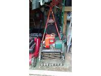 "Suffolk 14"" Super Punch Motor Mower"