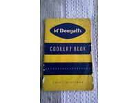 Vintage McDougalls Cookery Book very useable item