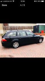 Bmw estate 530 diesel not Mercedes Audi v