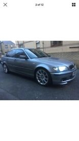 FSH 04' 330d Bmw e46 m-sport LOW MILEAGE 103k 54 plate auto very cheap priced to sell