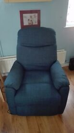 Electrical Reclining Chair 6months old