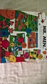Mr Men 10 puzzle giftset