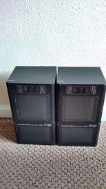 Pair off Studio Standard Speakers.
