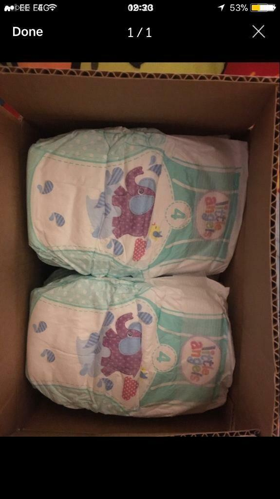 35 size 4 nappies