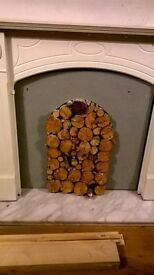 Fire Surround and Marble Hearth
