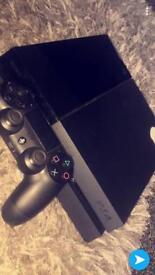 PS4 swaps