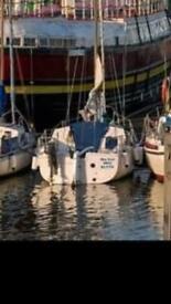 Jaguar 22 Sailing Yacht
