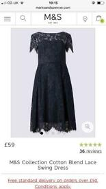 M&S occasion dress size 12