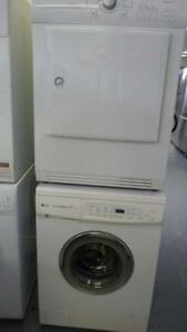 108-   Laveuse SECHEUSE Frontales MINIS LG  24'' Frontload Washer Dryer