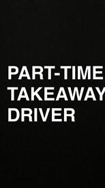 PART-TIME DRIVER IN LIVERPOOL