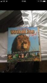 12 DVD collectors Wildlife Diary