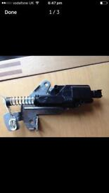 Fiesta mk5/6 boot lock actuator