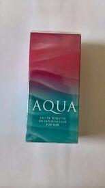 Avon Aqua ladies Fragrance 50ml RRP £11!!