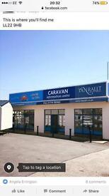 Caravan for sale North Wales