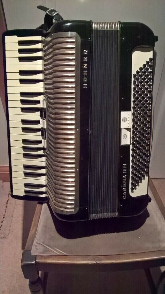 Hohner Carena IIIM Piano Accordion for sale | in Barnet, London | Gumtree