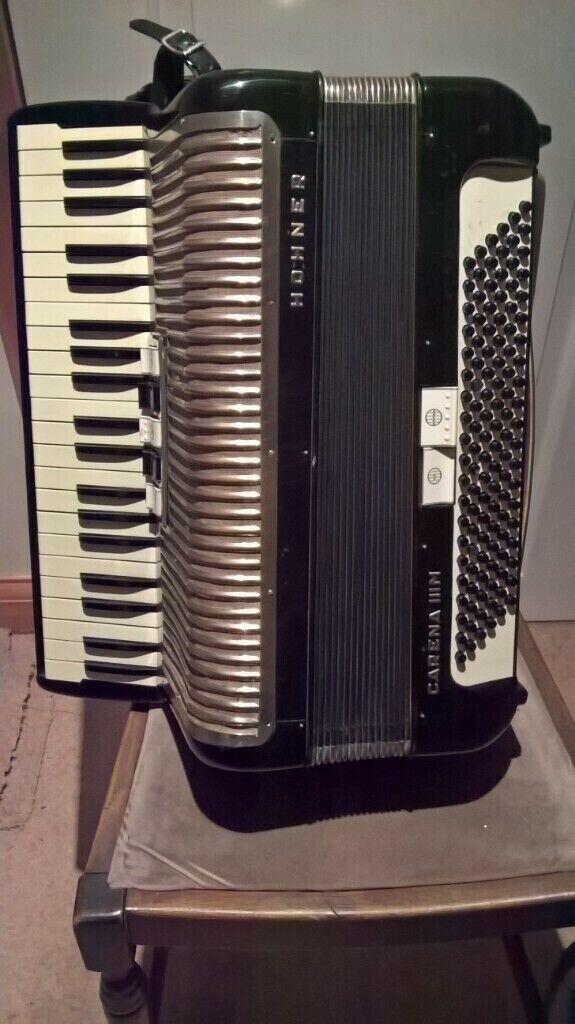 Hohner Carena IIIM Piano Accordion for sale | in Barnet, London | Gumtree