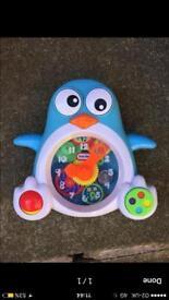 Penguin little tykes clocks