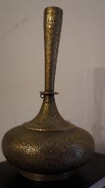 brass middle eastern object