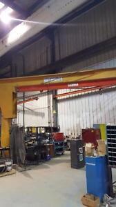 2.5 ton CRS jib crane (2008)