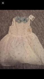 Brand new 6-9 next dress