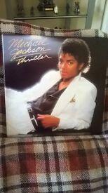 Michael Jackson Lp
