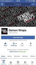 Custom mod wraps