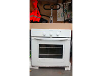 built in electric oven & hob Indesit