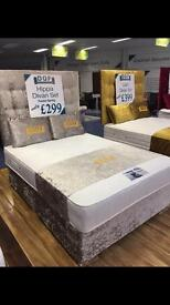 Brand New Double Bed Set ONLY £199