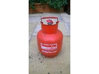 3.9Kg Calor Gas Propane bottle, almost full with regulator