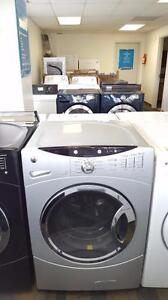 SALE -  GE FRONTLOAD WASHER  $450  -  Used Sales for OVER 30 Years @ 9267 - 50 Street Edmonton