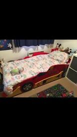 Single Car Bed