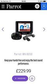 Parrot mki9200 Hands free car kit