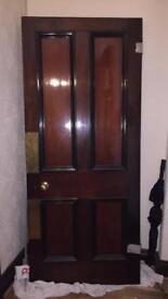 Original Tenement Door