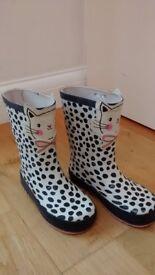 Wellington boots size 11