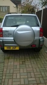 Toyota Rav4 Spares or Repairs £600 ono