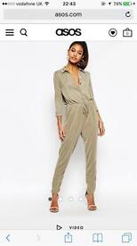 Lipsy Jumpsuit - 16 - worn once